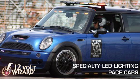Custom LED and Emergency Vehicle Lighting   12 Volt Wizard