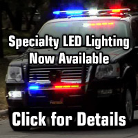 Custom LED and Emergency Vehicle Lighting