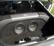 The improved trunk of a 350z.